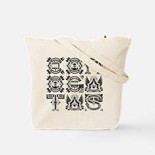 Couatl Tote Bag