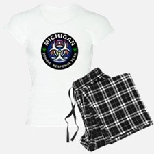 MI ZRT White Pajamas