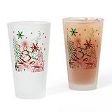 Christmas Pint Glasses