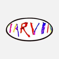 Marvin Personalized Wind Swept Patch