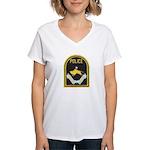Omaha Nebraska Police Women's V-Neck T-Shirt