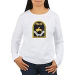 Omaha Nebraska Police Women's Long Sleeve T-Shirt