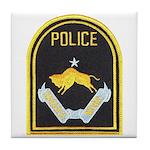 Omaha Nebraska Police Tile Coaster