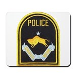 Omaha Nebraska Police Mousepad