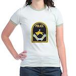 Omaha Nebraska Police Jr. Ringer T-Shirt