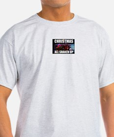 "CHRISTMAS - ""ALL SHAKEN UP"" T-Shirt"