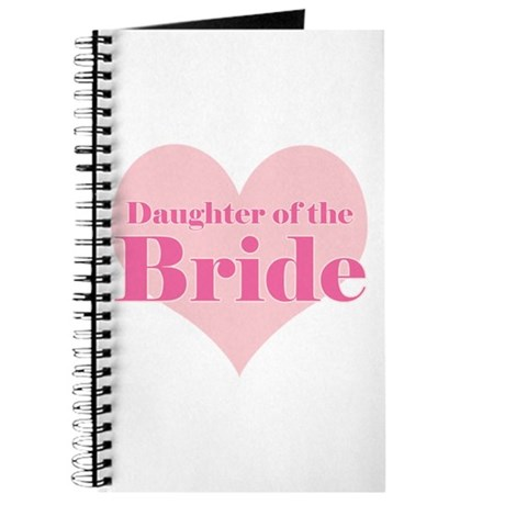 Daughter of the Bride pink he Journal