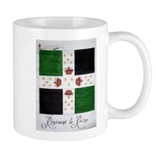 French Regiment la Reine Mug