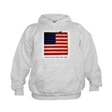 US National color (NY makers) Hoodie