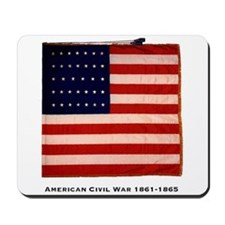 US National color (NY makers) Mousepad