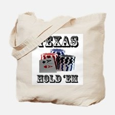 Texas Hold 'em Tote Bag