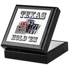 Texas Hold 'em Winnings Box