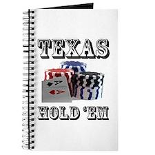 Texas Hold 'em Journal