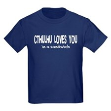 Cthulhu Loves You T