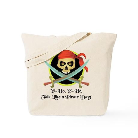 Pirate Day Tote Bag
