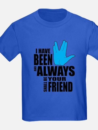Spock Friend T