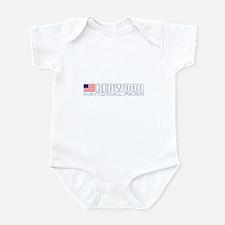 Redwood National Park Infant Bodysuit