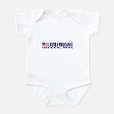 Lessen Volcanic National Park Infant Bodysuit