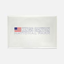 Kings Canyon National Park Rectangle Magnet (10 pa