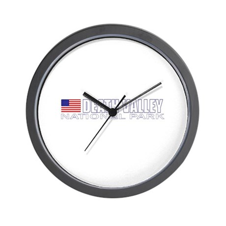 Death Valley National Park Wall Clock