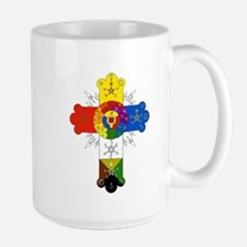 Rose Cross Mug