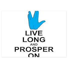 Live Long Prosper Invitations