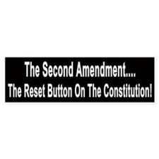 The Second Amendment Reset Button on Constitution