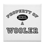 Property of a Wooler Tile Coaster