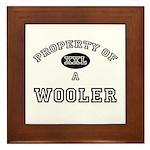 Property of a Wooler Framed Tile