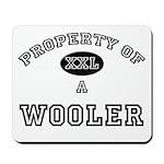 Property of a Wooler Mousepad