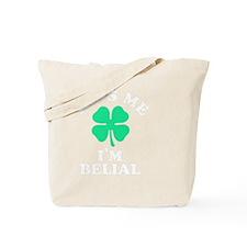 Belieive Tote Bag