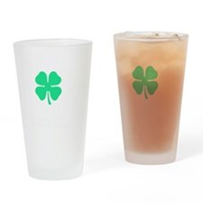 Funny Belieive Drinking Glass