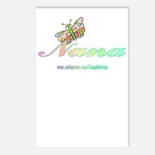 NANA 2 Postcards (Package of 8)