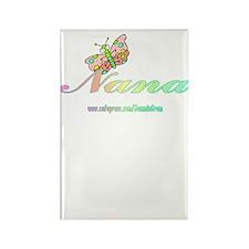 NANA 2 Rectangle Magnet