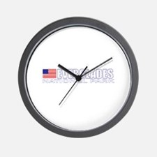 Everglades National Park Wall Clock