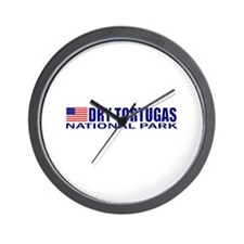 Dry Tortugas National Park Wall Clock