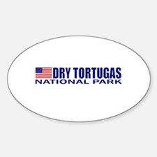 Dry Tortugas National Park Oval Decal