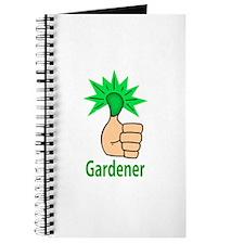 Green Thumb Gardener Journal
