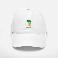 Green Thumb Gardener Baseball Baseball Cap