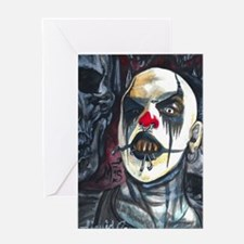 Funny Scary Greeting Card