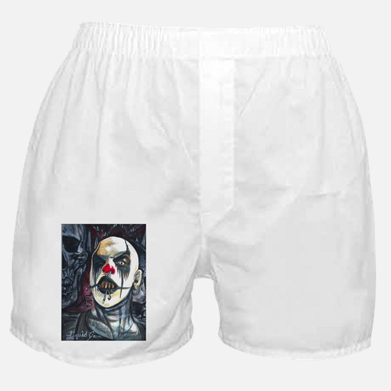 Lord Darkness Boxer Shorts