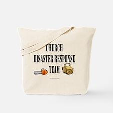 Church Response Team Tote Bag