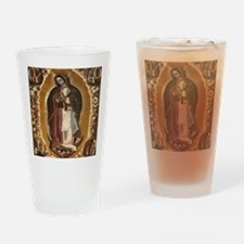Cool Our lady guadalupe Drinking Glass