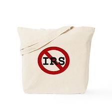 No IRS Tote Bag