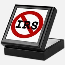 No IRS Keepsake Box