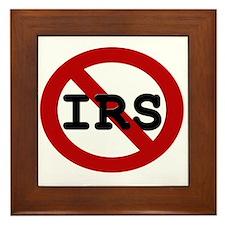 No IRS Framed Tile
