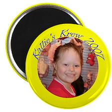 """Kallie 2.25"""" Magnet (10 pack)"""