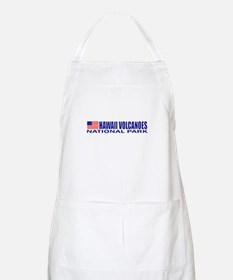 Hawaii Volcanoes National Par BBQ Apron