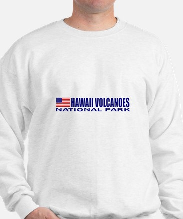 Hawaii Volcanoes National Par Sweater