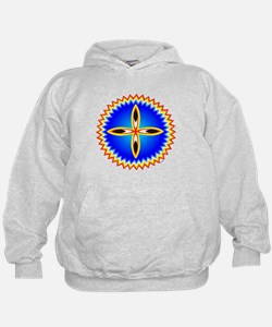 Unique Intertribal Hoodie
